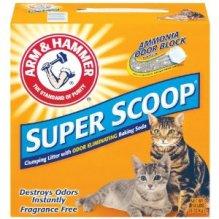 A & H cat litter