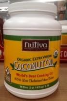 coscto coconut oil