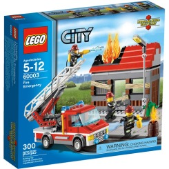 lego fire