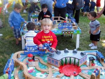 milan at Thomas day