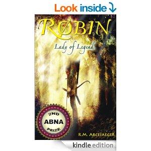 Robin hood the girl