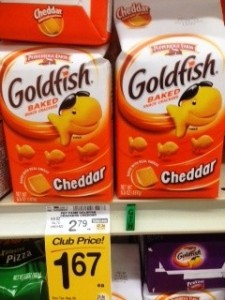 safeway goldfish