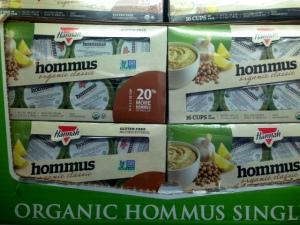 organic hommus